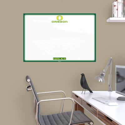 Oregon Ducks Dry Erase Board