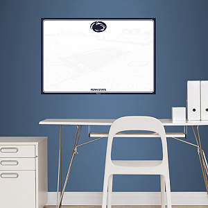 Penn State Nittany Lions Dry Erase Board Fathead Wall Decal