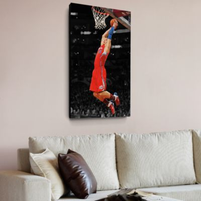 Blake Griffin Dunk Canvas