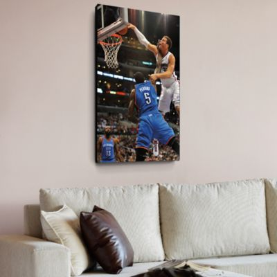 Blake Griffin Thunder Dunk Canvas