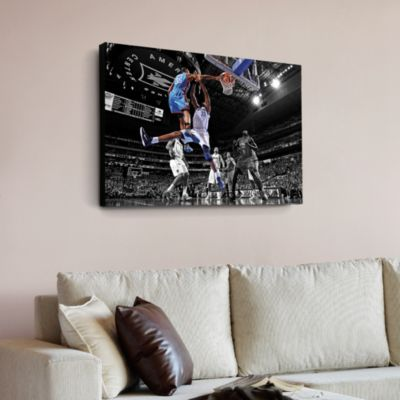 Kevin Durant Dunk Canvas