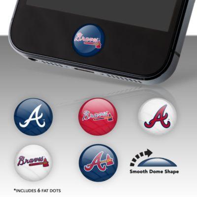 Atlanta Braves Fat Dots