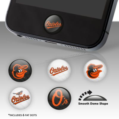 Baltimore Orioles Fat Dots Stickers