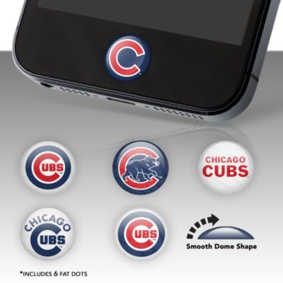 Chicago Cubs Fat Dots Stickers