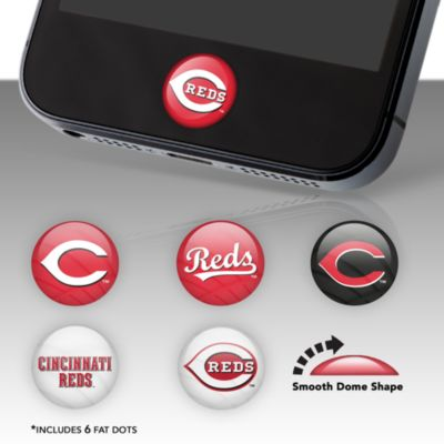 Cincinnati Reds Fat Dots