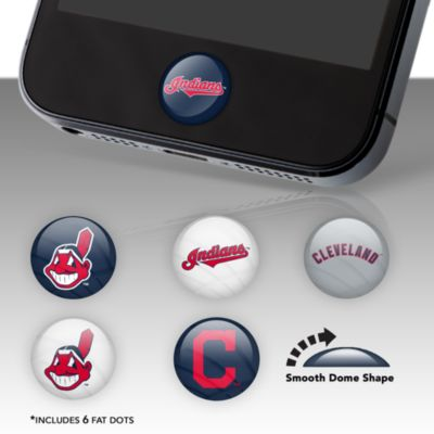 Cleveland Indians Fat Dots Stickers