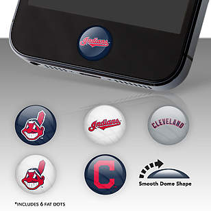Cleveland Indians Fat Dots
