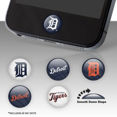 Detroit Tigers Fat Dots Stickers