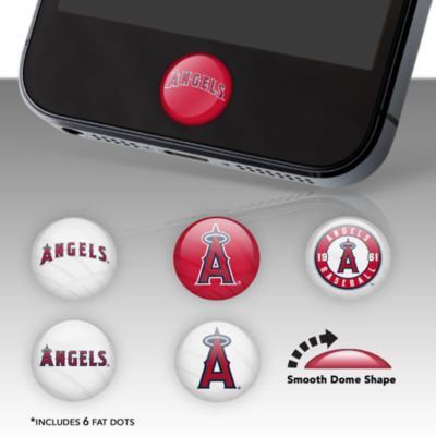 Los Angeles Angels Fat Dots Stickers