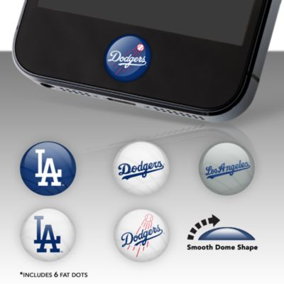 Los Angeles Dodgers Fat Dots
