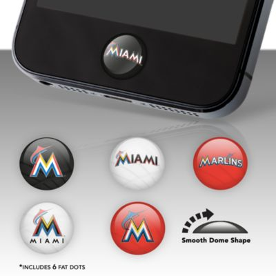 Miami Marlins Fat Dots