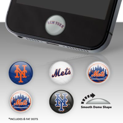 New York Mets Fat Dots Stickers