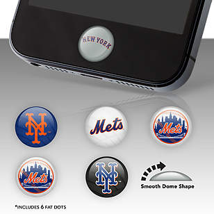 New York Mets Fat Dots