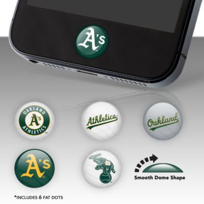 Oakland Athletics Fat Dots Stickers