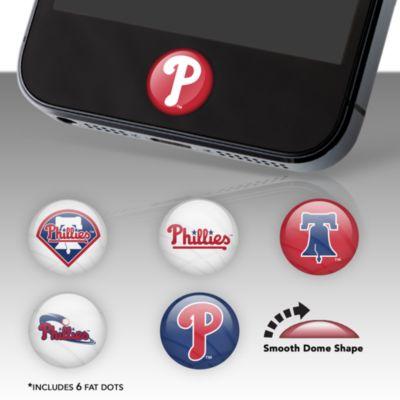Philadelphia Phillies Fat Dots Stickers
