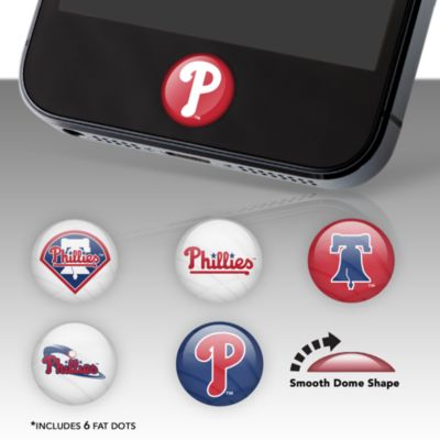 Philadelphia Phillies Fat Dots Stickers