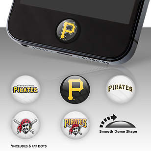 Pittsburgh Pirates Fat Dots