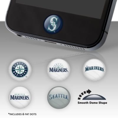 Seattle Mariners Fat Dots Stickers