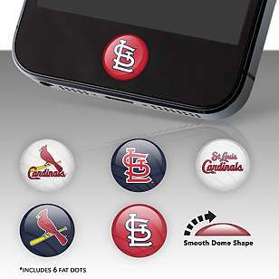 St. Louis Cardinals Fat Dots