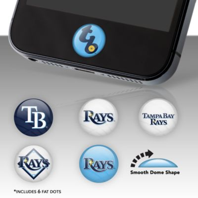 Tampa Bay Rays Fat Dots Stickers