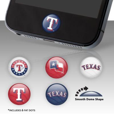 Texas Rangers Fat Dots