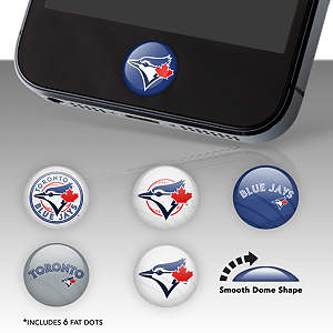 Toronto Blue Jays Fat Dots Stickers