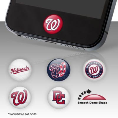 Washington Nationals Fat Dots