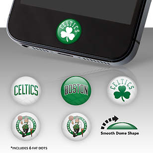 Boston Celtics Fat Dots
