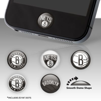 Brooklyn Nets Fat Dots