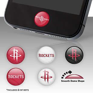 Houston Rockets Fat Dots