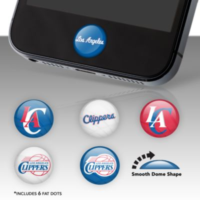 Los Angeles Clippers Fat Dots