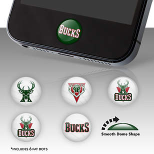 Milwaukee Bucks Fat Dots