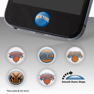 New York Knicks Fat Dots Stickers