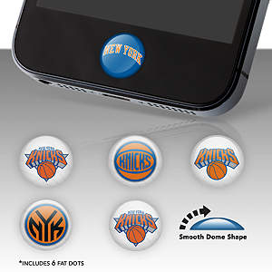 New York Knicks Fat Dots Stickers