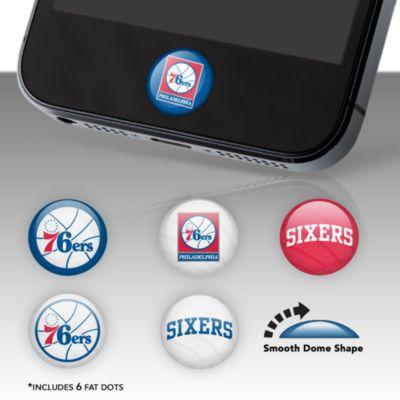 Philadelphia 76ers Fat Dots