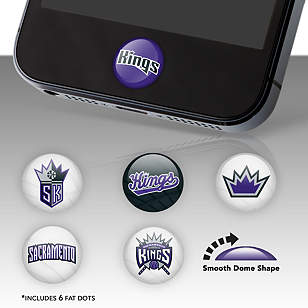 Sacramento Kings Fat Dots