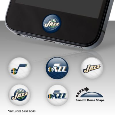 Utah Jazz Fat Dots