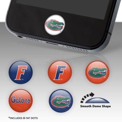 Florida Gators Fat Dots Stickers