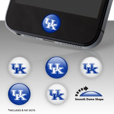Kentucky Wildcats Fat Dots Stickers