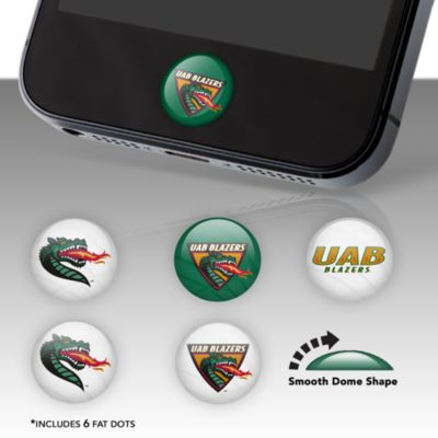 UAB Blazers Fat Dots Stickers