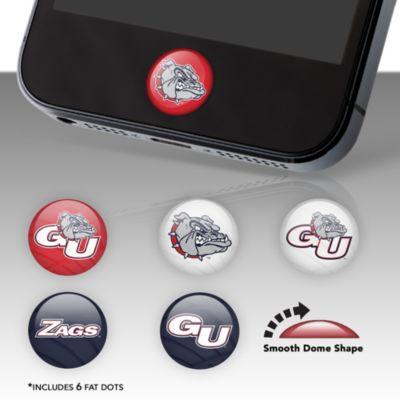 Gonzaga Bulldogs Fat Dots