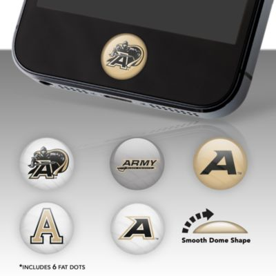 Army Black Knights Fat Dots Stickers