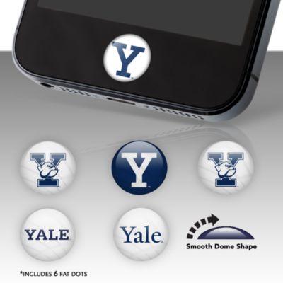 Yale Bulldogs Fat Dots
