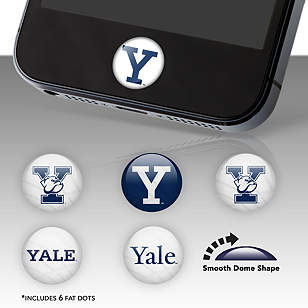Yale Bulldogs Fat Dots