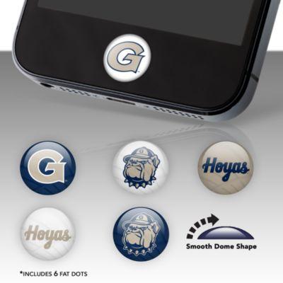 Georgetown Hoyas Fat Dots