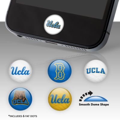 UCLA Bruins Fat Dots Stickers