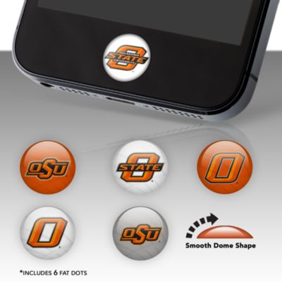 Oklahoma State Cowboys Fat Dots Stickers
