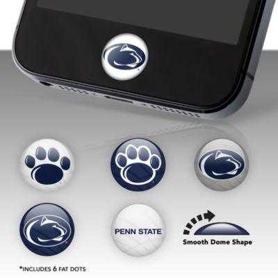 Penn State Nittany Lions Fat Dots Stickers