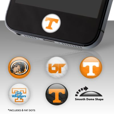 Tennessee Volunteers Fat Dots Stickers