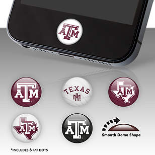 Texas A&M Aggies Fat Dots